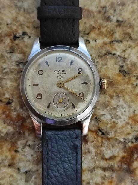 Radziecki zegarek MAJAK