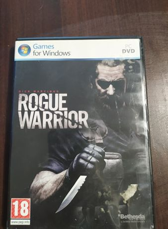 Rogue Warrior - Gra na PC