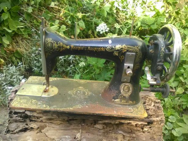Sprzedam starą maszynę do szycia