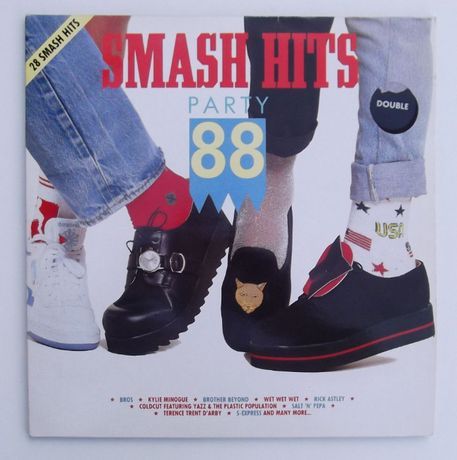Płyta vinylowa Smash hit party 88