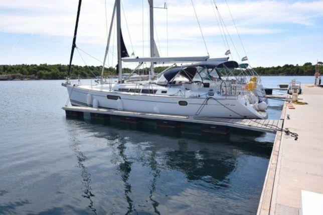 Jacht żaglowy Jeanneau Sun Odyssey 49i, 2009r.