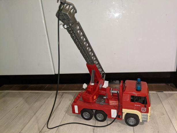 BRUDER 02771 wóz strażacki man woda + moduł