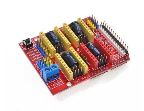 Placa Shield CNC A4988 Arduino UNO