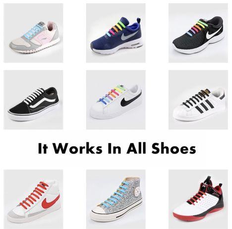 ленивые шнурки