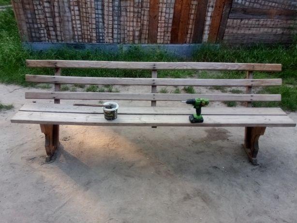 Садова скамейка, лавочка,стол