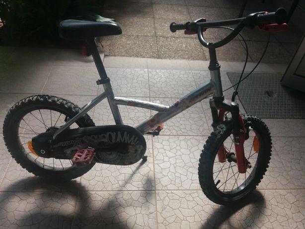 "Vendo bicicleta ""roda16"""