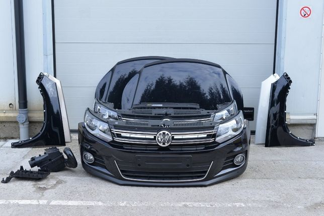 Капот фара правая левая крыло бампер телевизор VW Tiguan Тигуан 2008->