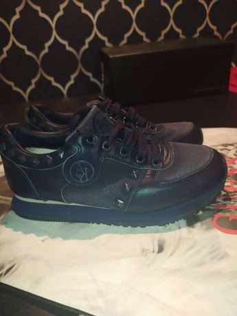 Buty adidasy sneakersy Armani Jeans 36