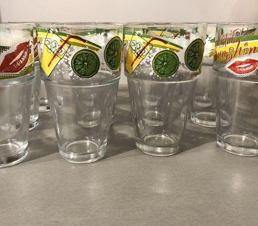 Szklanki Sunshine idealne do drinków komplet 14szt