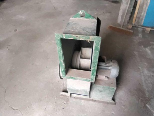 Wentylator przemysłowy dmuchawa 380v 0.8kw wyciąg suszarnia