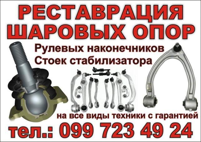 Продам оборудование для реставрации шаровых опор