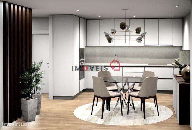Apartamento T0+2 Duplex NOVO Centro  cidade Leiria