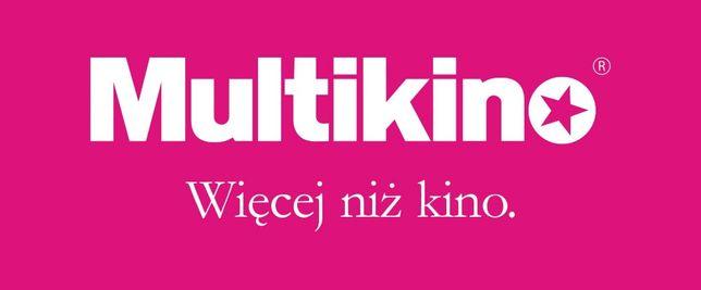 Vouchery MULTIKINO 2 D.7 dni.Gdańsk, Kielce, Kraków,Lublin i inne