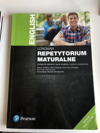Repetytorium maturalne Longman - j.angielski