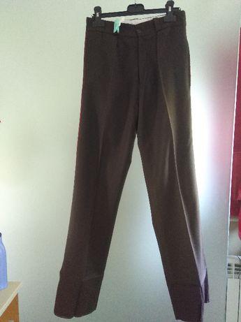 Colégio Militar - calças pano 34