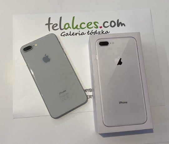 IPHONE 8 Plus 64 GB Silver Galeria Łódzka Telakces.com 1249zł
