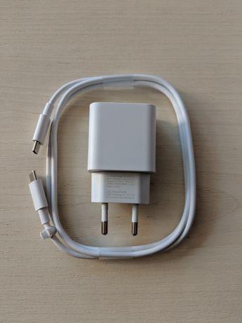 Оригинальная зарядка Google PIXEL 18W зарядное оригинал type-c кабель