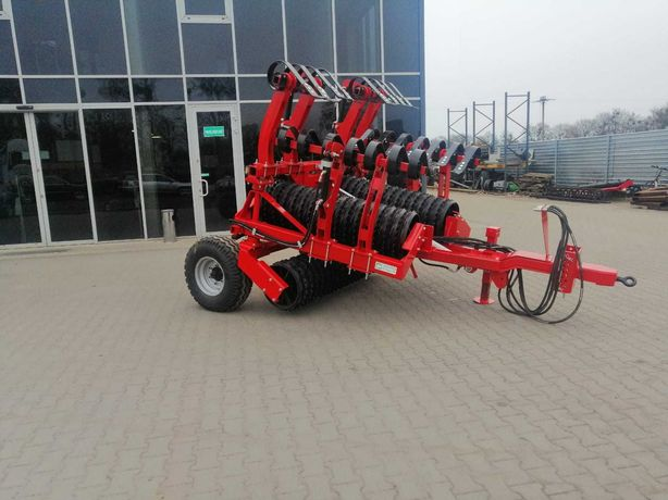 Wał posiewny Cambridge  4,5 5,3 6,3 rabat transport producent agrochlo