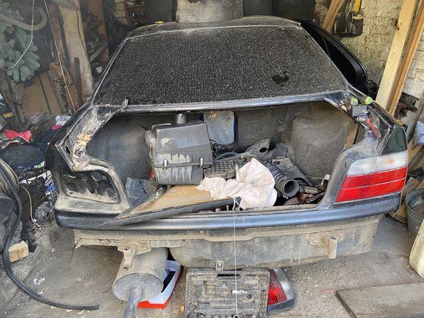 Разборка BMW e36 1.6 бензин
