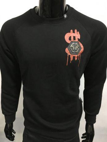 Bluza Philipp Plein Męska Super Jakość Doskonała cena