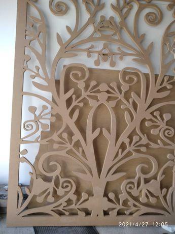 panel ażurowy 3-4 cm