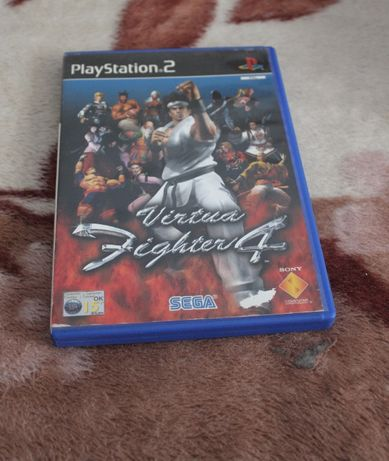 Gra do PS2 Virtua Fighter 4