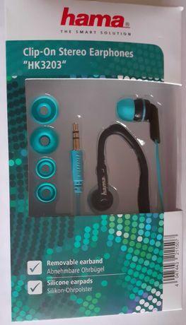 Douszne, nowe słuchawki  stereo HK3203