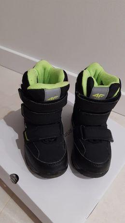 Buty Trzewiki Śniegowce 4F