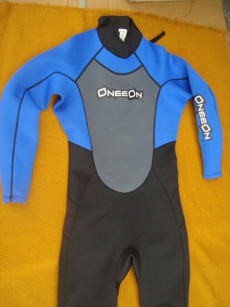 pianka do sportów wodmych Oneeon- M-klat do 96 cm/ pas do 92 cm- Super