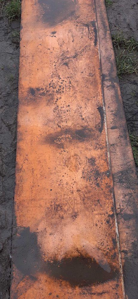 Taśma guma do taśmociągu 50 cm Mścice - image 1