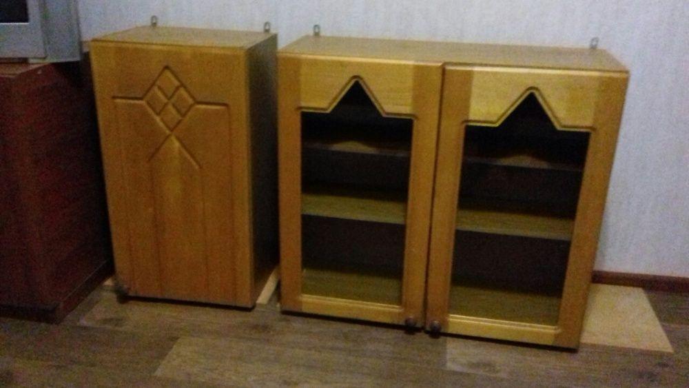 Шкафы навесные кухонные. Шкаф кухонный 2 шт. Донецьк - зображення 1