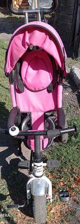 Дитячий велосипед трьох колісний