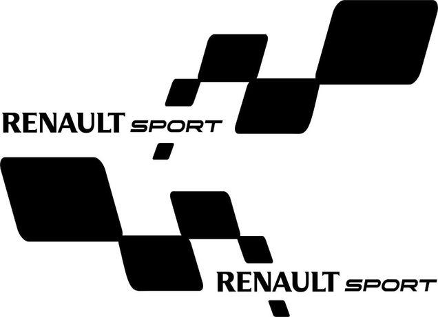 Renault Sport autocolantes