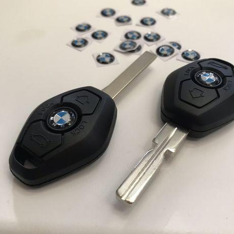 ДУБЛИКАТ/Ключ BMW EWS E38 Е39 E46 E53 X5 M50 M52 Заготовка Ромб