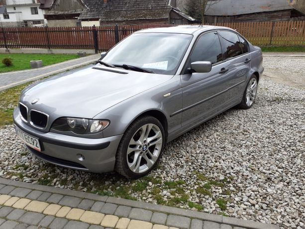 BMW E46 320D 150km