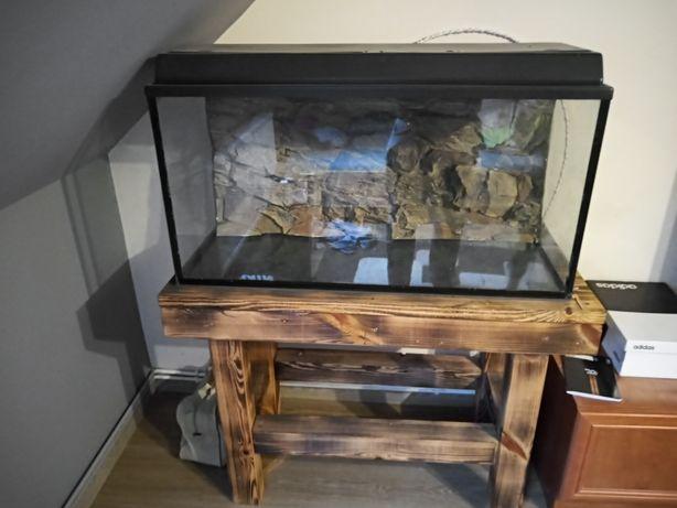 Sprzedam akwarium z stolikiem