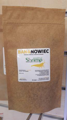 Bananowiec Shrimp Nature