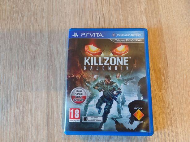 Killzone Najemnik PL dubbing PS VITA