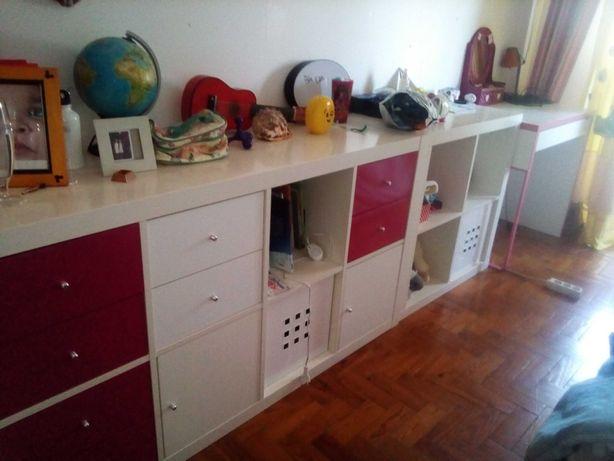Mobília quarto de criança + Sofá Excelente Negócio URGENTE