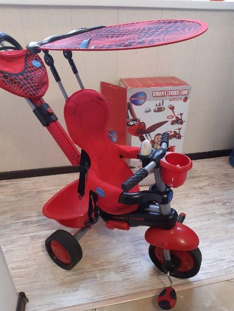 Продам Трехколесный велосипед Smart Trike Zoo Lady Bug 3в 1
