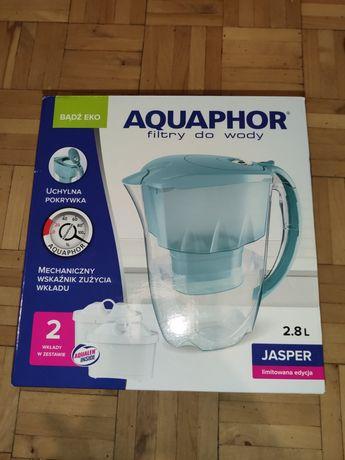 Dzbanek filtrujący Aquaphor Jasper niebieski