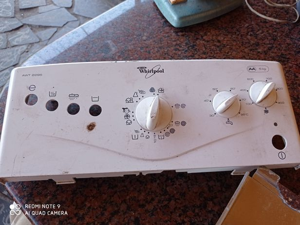 Модуль панель управления whirlpool awt 2295