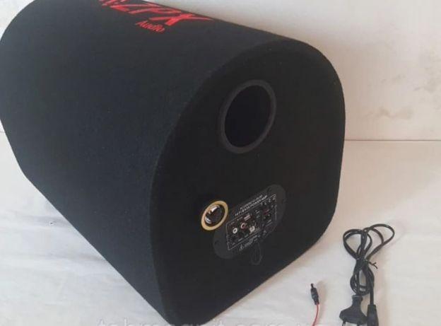 Автомобильный сабвуфер ZX-12 (12 дюймов) 1200W 48*35см с усилителем и