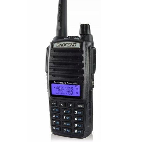 Radio Walkie Talkie Baofeng UV-82 8W Novos p/ entrega imediata.