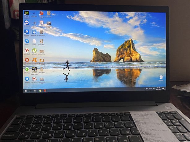 Ноутбук lenovo ideapad 3 15 IML05