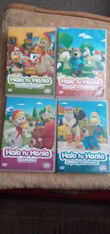 4 x dvd Halo tu Hania