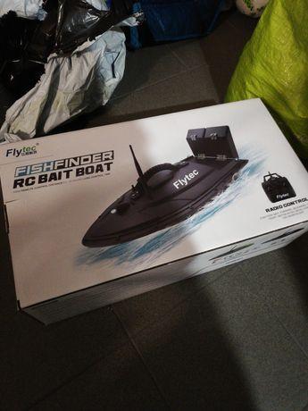 Flytec łódka zanetowa nowa