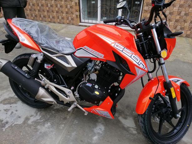 Мотоцикл GEON Pantera S, N 200, не Lifan, не Loncin.