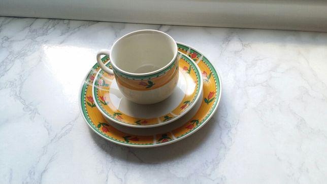 Komplet kawowo deserowy