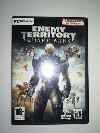 "Jogo PC - ""Enemy Territory - Quake Wars - (Optimo Estado)"